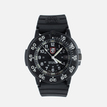 Мужские наручные часы Luminox US Navy XS.3001 Black/Silver фото- 0