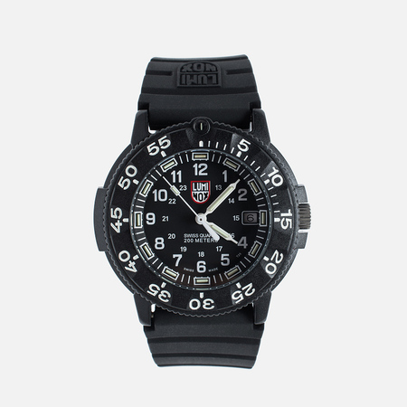 Luminox US Navy XS.3001 Men's Watch Black/Silver