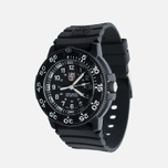 Мужские наручные часы Luminox US Navy XS.3001 Black/Silver фото- 1