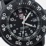 Мужские наручные часы Luminox US Navy XS.3001 Black/Silver фото- 2
