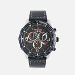 Мужские наручные часы Swiss Military Hanowa Ace Chrono Black фото- 0