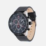 Мужские наручные часы Swiss Military Hanowa Ace Chrono Black фото- 1