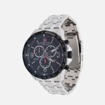 Swiss Military Hanowa Ace Chrono Men's Watch Silver/Black photo- 1