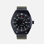 Мужские наручные часы Swiss Military Hanowa Airborne Black/Green фото- 0