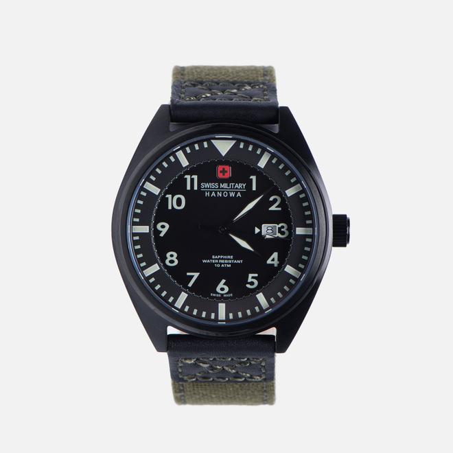 Наручные часы Swiss Military Hanowa Airborne Black/Green