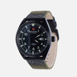 Мужские наручные часы Swiss Military Hanowa Airborne Black/Green фото- 1