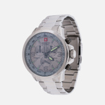 Мужские наручные часы Swiss Military Hanowa Avio Line Arrow Chrono Silver фото- 1