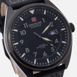 Мужские наручные часы Swiss Military Hanowa Avio Line Black/Silver фото- 2