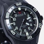 Мужские наручные часы Swiss Military Hanowa Bermuda Silver/Black фото- 2