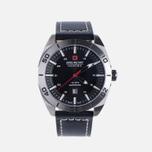 Мужские наручные часы Swiss Military Hanowa Champ Silver/Black фото- 0