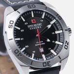 Мужские наручные часы Swiss Military Hanowa Champ Silver/Black фото- 2