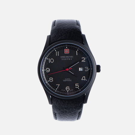 Мужские наручные часы Swiss Military Hanowa Navalus Black/Black