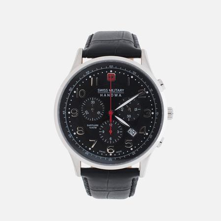 Swiss Military Hanowa Patriot Men's Watch Black