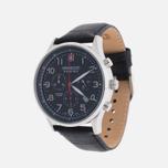 Мужские наручные часы Swiss Military Hanowa Patriot Black фото- 1