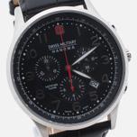 Мужские наручные часы Swiss Military Hanowa Patriot Black фото- 2