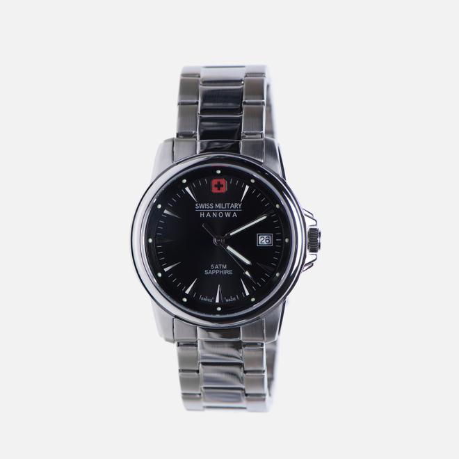 Наручные часы Swiss Military Hanowa Recruit Prime Gift Set Silver