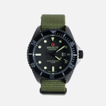 Мужские наручные часы Swiss Military Hanowa Sea Lion Black/Green фото- 0