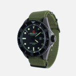 Мужские наручные часы Swiss Military Hanowa Sea Lion Black/Green фото- 1