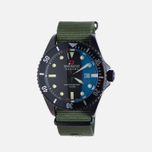 Мужские наручные часы Swiss Military Hanowa Sea Lion Set Black/Green фото- 0