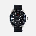 Мужские наручные часы Swiss Military Hanowa Sea Lion Silver/Black фото- 0