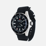 Мужские наручные часы Swiss Military Hanowa Sea Lion Silver/Black фото- 1