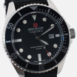 Мужские наручные часы Swiss Military Hanowa Sea Lion Silver/Black фото- 2