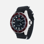 Мужские наручные часы Swiss Military Hanowa Sea Lion Silver/Red фото- 1
