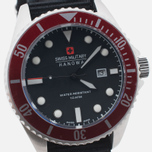 Мужские наручные часы Swiss Military Hanowa Sea Lion Silver/Red фото- 2