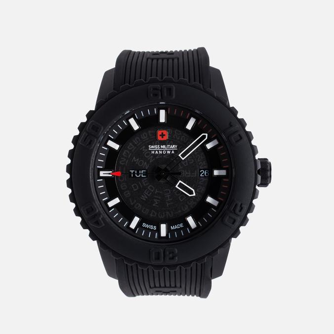Мужские наручные часы Swiss Military Hanowa Twilight Herren Black/Black