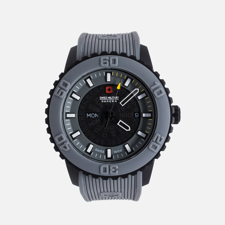 Мужские наручные часы Swiss Military Hanowa Twilight Herren Grey/Black
