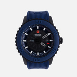 Мужские наручные часы Swiss Military Hanowa Twilight Herren Navy/Black фото- 0