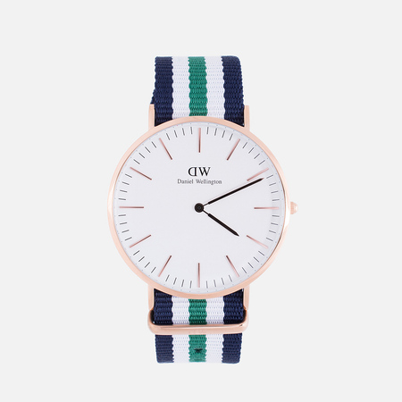 Наручные часы Daniel Wellington Classic Nottingham Rose Gold