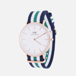 Наручные часы Daniel Wellington Classic Nottingham Rose Gold фото- 1