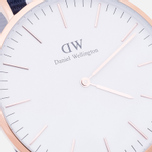 Наручные часы Daniel Wellington Classic Nottingham Rose Gold фото- 2