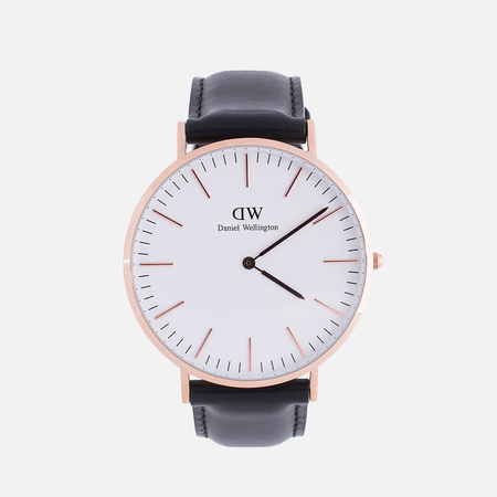 Daniel Wellington Наручные часы Classic Sheffield Rose Gold