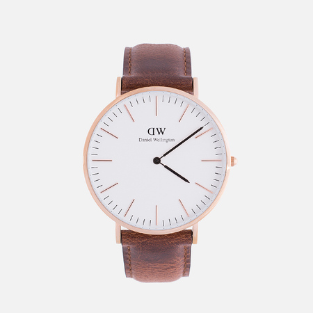 Мужские наручные часы Daniel Wellington Classic St Mawes Rose Gold