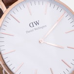 Мужские наручные часы Daniel Wellington Classic St Mawes Rose Gold фото- 2