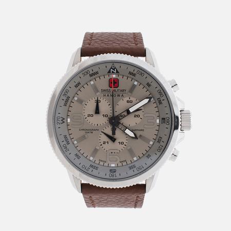 Swiss Military Hanowa Arrow Watch Silver/Beige