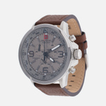 Мужские наручные часы Swiss Military Hanowa Arrow Silver/Beige фото- 1