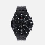 Мужские наручные часы Swiss Military Hanowa Flagship Chrono Black фото- 0