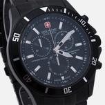 Мужские наручные часы Swiss Military Hanowa Flagship Chrono Black фото- 2