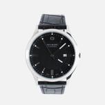 Мужские наручные часы Swiss Military Hanowa Lieutenant Silver/Black фото- 0