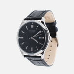 Мужские наручные часы Swiss Military Hanowa Lieutenant Silver/Black фото- 1