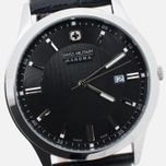 Мужские наручные часы Swiss Military Hanowa Lieutenant Silver/Black фото- 2