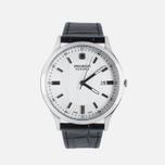 Мужские наручные часы Swiss Military Hanowa Lieutenant Silver/White фото- 0
