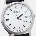 Мужские наручные часы Swiss Military Hanowa Lieutenant Silver/White фото- 2