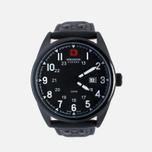 Мужские наручные часы Swiss Military Hanowa Sergeant Black фото- 0