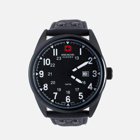 Swiss Military Hanowa Мужские наручные часы Sergeant Black
