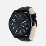 Мужские наручные часы Swiss Military Hanowa Sergeant Black фото- 1