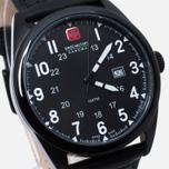Мужские наручные часы Swiss Military Hanowa Sergeant Black фото- 2